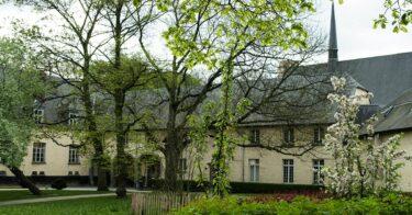 Abbaye de la Cambre à Bruxelles