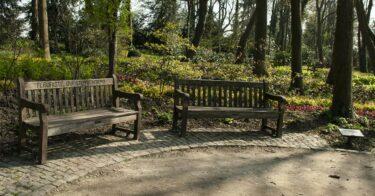 Jardin Sobieski à Bruxelles