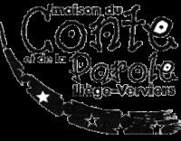 Logo Maison du Conte et de la Parole Liège-Verviers